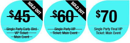 Single VIP Main EB Reg Sold